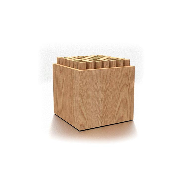 HedgeHock Cube au coeur tendre